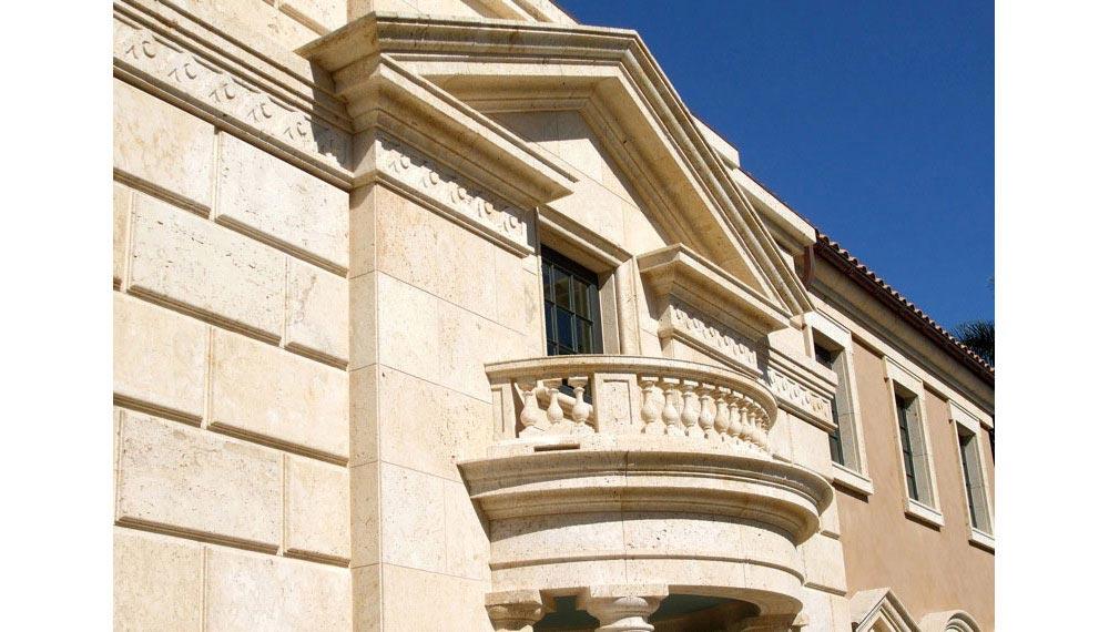 Architectural Precast Stone : Palm beach cast stone architectural and coral